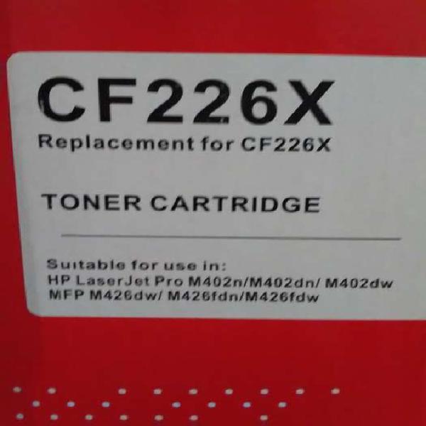 Toner alternativo para impresora hp m402xm426x rinde 9000c