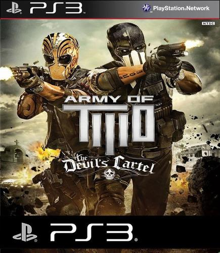 Army of two the devils cartel ps3 español