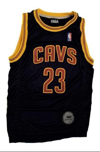 Musculosa basket nba oficial cavaliers - the dark king
