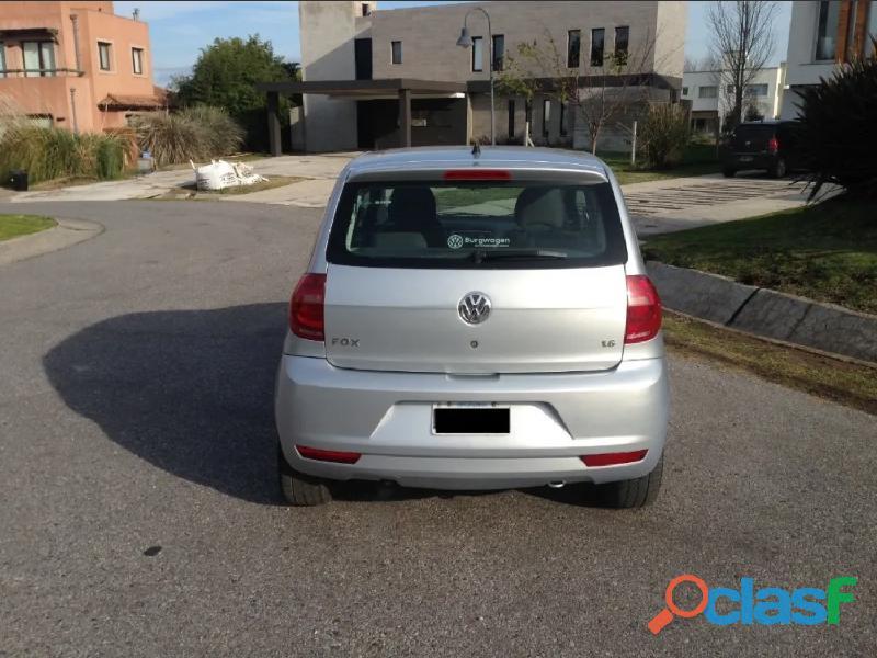 Volkswagen Fox 1.6 Comfortline 2