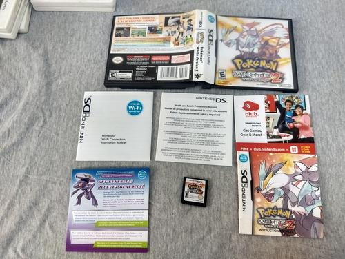 Juegos nintendo ds y 3ds pokemon