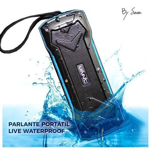 Parlante portátil waterproof 10 watts
