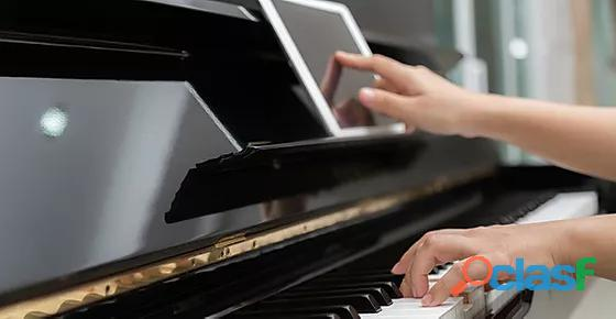 Clases de piano on line
