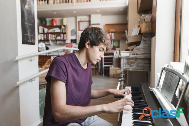 Clases de Piano on Line 1