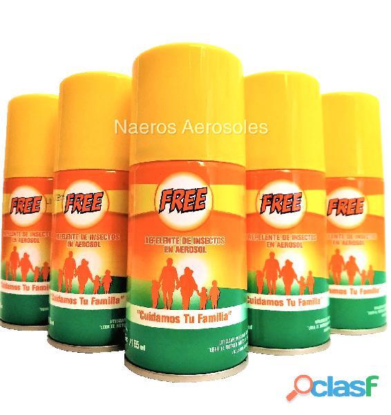 repelente mosquitos insectos en aerosol cordoba venta por mayor