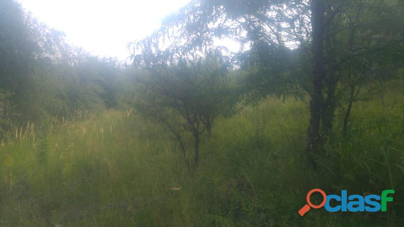 Se vende terreno en Santa María de punila 6