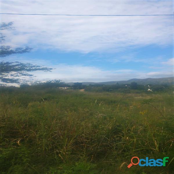 Se vende terreno en Santa María de punila 1