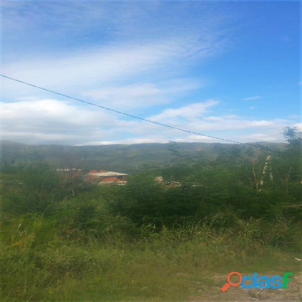 Se vende terreno en Santa María de punila 2