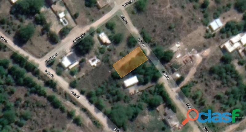 Se vende terreno en Santa María de punila 3