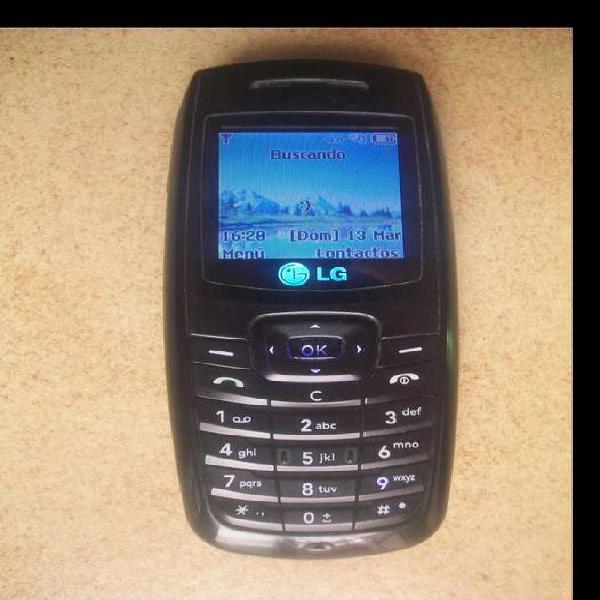 Antiguo celular LG para movistar. Funciona
