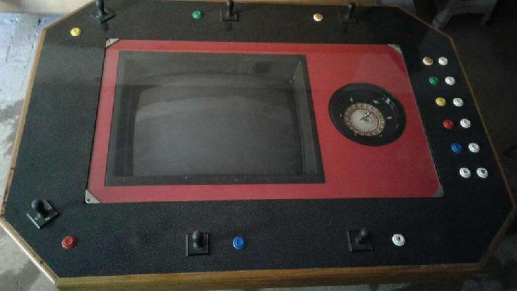 Arcade Ruleta Electrónica