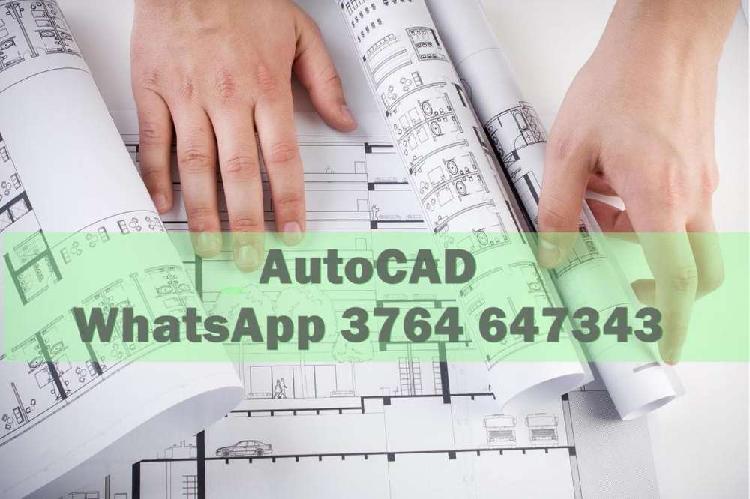 Autocad clases particulares (3764) 647343