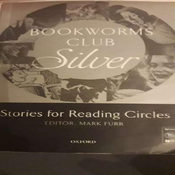 Bookworms club Silver Oxford