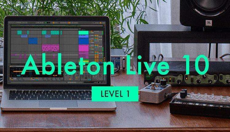 Clases de producción composición en ableton live 2020
