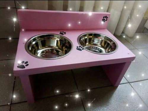 Comederos elevados para perros,tamaño mediano