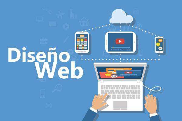 Diseño de paginas y gráfico web economico