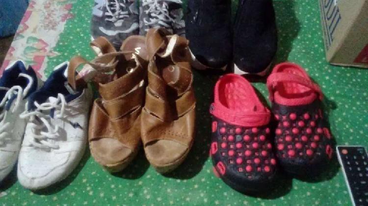Fardo de zapatos