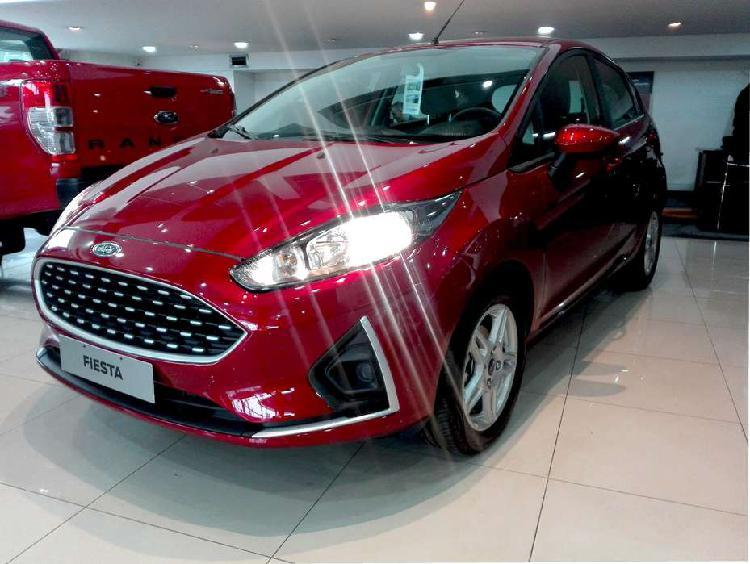 Ford fiesta s plus motor 1.6l 120 cv 5 ptas