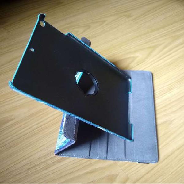 Funda smart cover para iPad Air 2 giratoria