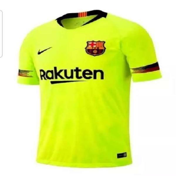 Liquidación! camiseta barcelona suplente - original talle s