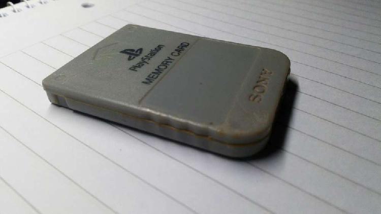 Memory Card Original Playstation 1 Ps1 Sony