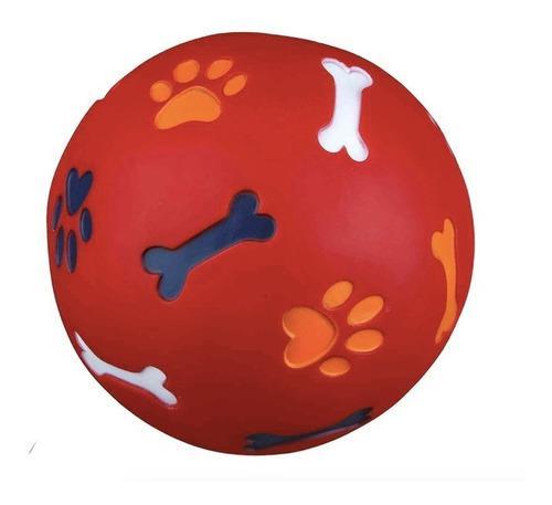 Pelota perro dosifica alimento snacks trixie snack ball 7 cm