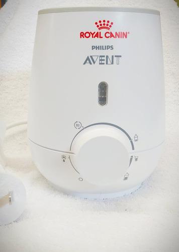 Philips avent scf355 calienta mamadera rápido descongela