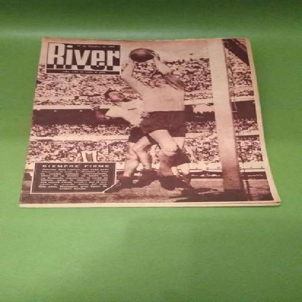 River plate revista 574 de 1955