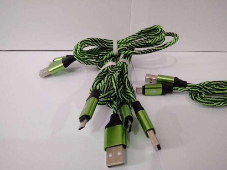 USB Tela Verde