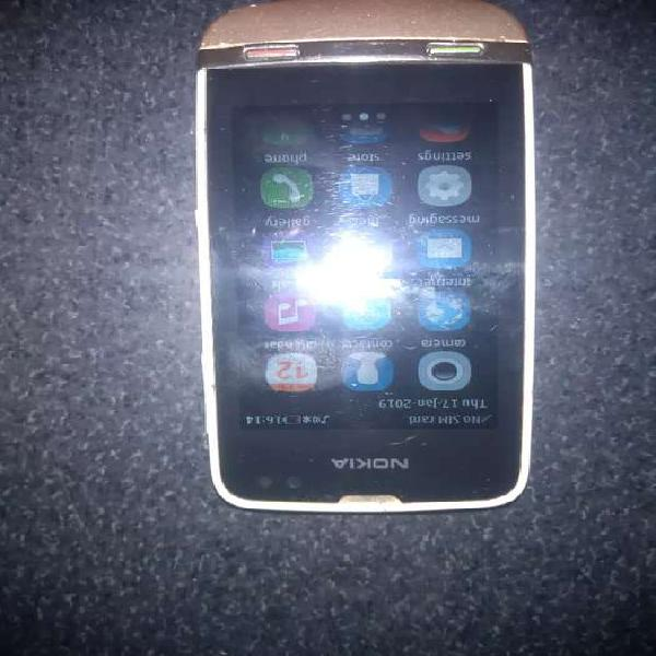 Vendo Nokia 311 personal
