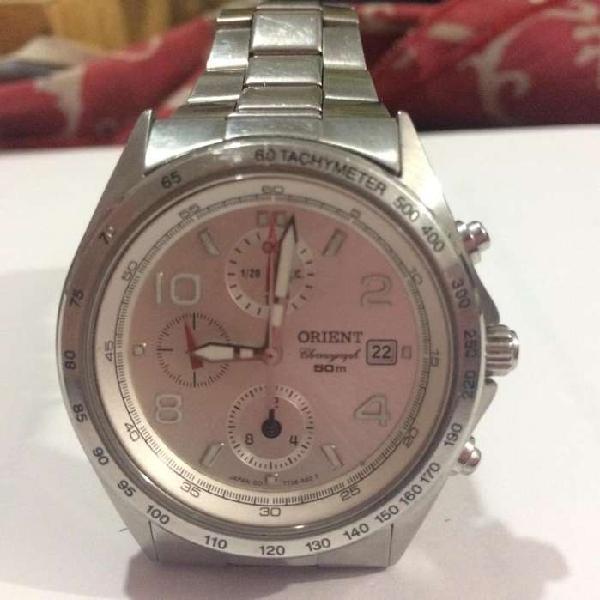 Vendo reloj orient ... orginal de japon