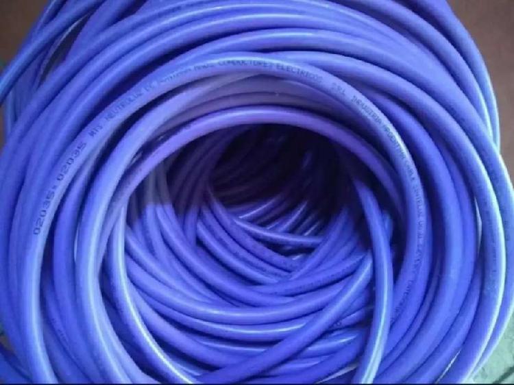 Cable subterraneo 4 x 16 mm. 35 mts oferta. X esta semama.
