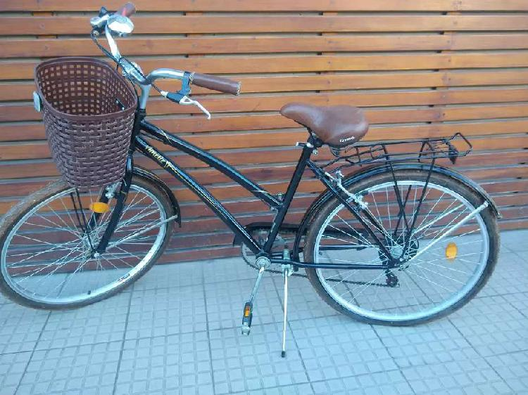 Bicicleta Olmo Amelie rodado 26