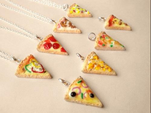Cadena porción de pizza amigos precio x cantidad dia amigo