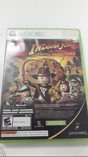Combo lego indiana jones y kung fu panda 2 juegos - xbox360