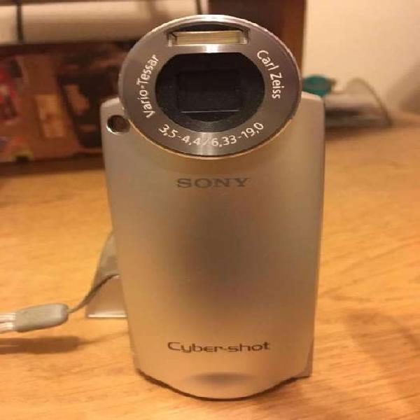 Filmadora sony cybershot cm2 con accesorios completa