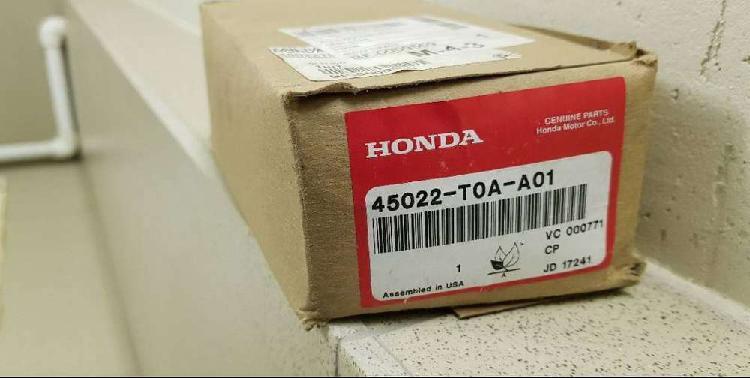 Honda juego de pastillas de freno delanteras cr-v 12 - 16