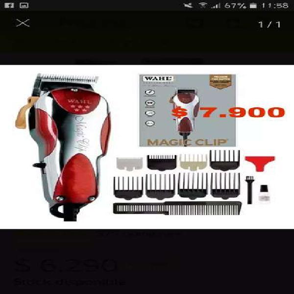 Insumos herramientas y accesorios para barbería y