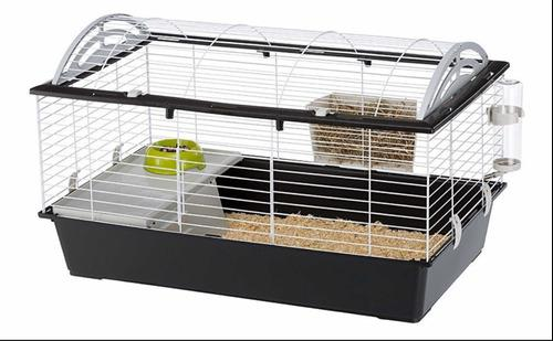 Jaula conejo cobayo erizo cage 100, importada italia
