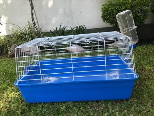 Jaula para cobayos/ conejos/ hamsters