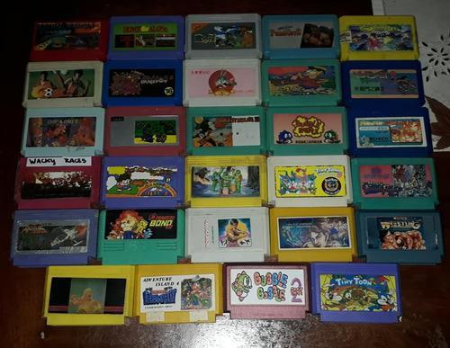 Juegos varios para family game (no nes famicom)