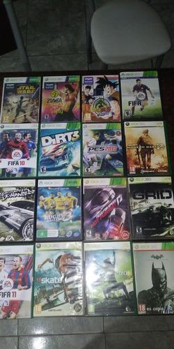 Juegos xbox 360 lt 3.0 - 36 videojuegos