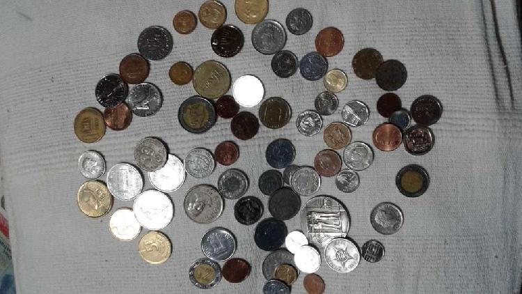Monedas de paises extranjeros