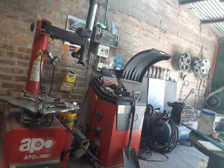 Vendo taller con o sin herramientas