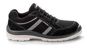Calzado zapatilla de seguridad funcional soul black permuto