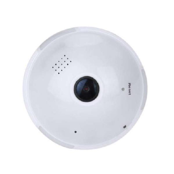 Camara foco espia wifi panoramica 360