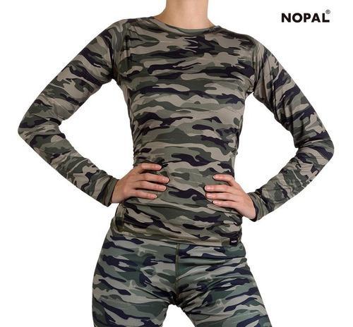 Camiseta termica nopal