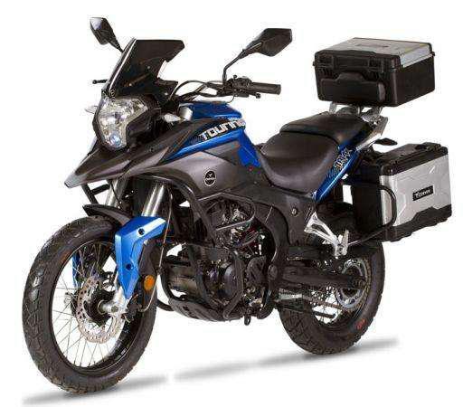 Corven triax 250 touring manual taller para motos corven