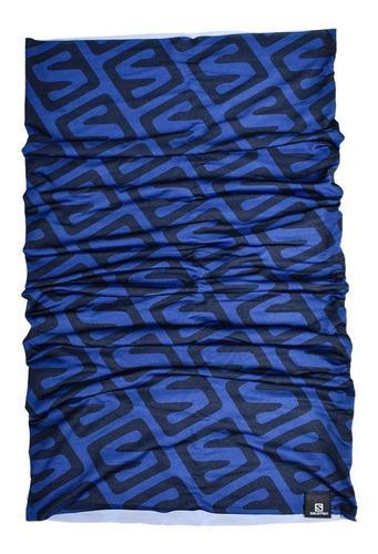 Cuello salomon necktube running iso ii union blue