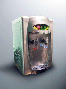 Dispenser de agua sobre mesada con filtros digital para red